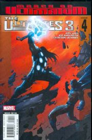 Ultimates 3 #4 (2008) Marvel comic book